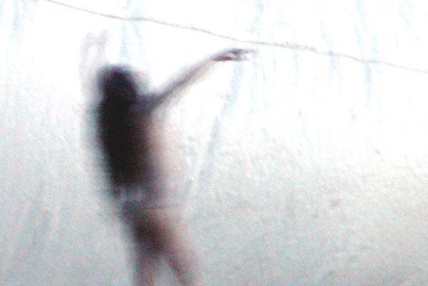 Butoh dances laken